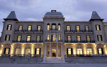 Poseidonion Grand in Spetses stad